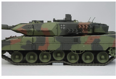 tamiya 1 16 rc panzer leopard 2a6 full option g nstig. Black Bedroom Furniture Sets. Home Design Ideas