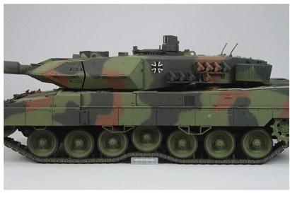 tamiya 1 16 rc panzer leopard 2a6 full option g nstig online kaufen. Black Bedroom Furniture Sets. Home Design Ideas