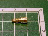 3,5mm Goldstecker