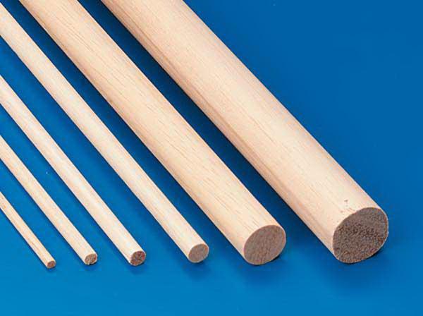 Holz Rundstab Hell 2 Mm Helle Holz Rundstabe Holzstabe Und Leisten Holz Werkstoffe Halbzeug Profile