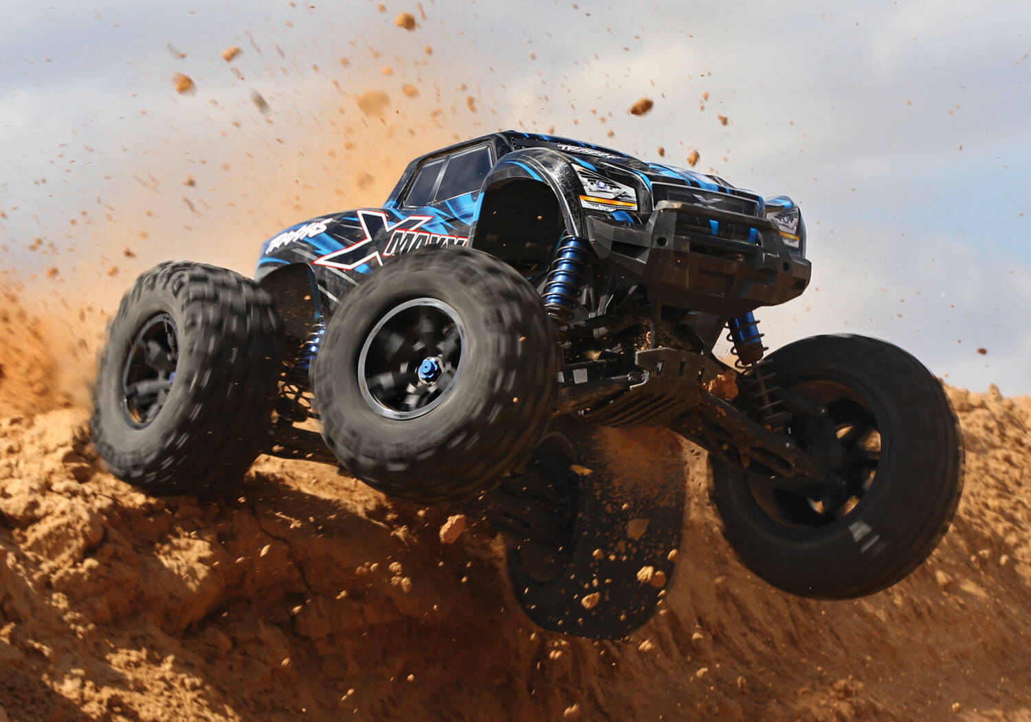 Traxxas Off Road Rc Cars